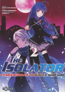 ISOLATOR, REALIZATION OF ABSOLUTE SOLITUDE, THE -  (FRENCH V.) 02