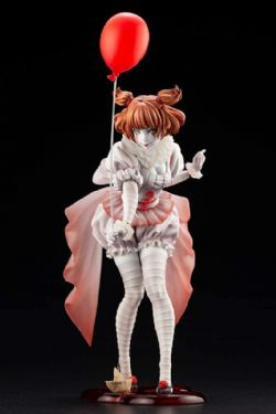 IT 2017 -  PENNYWISE STATUE (10.6INCH) -  BISHOUJO