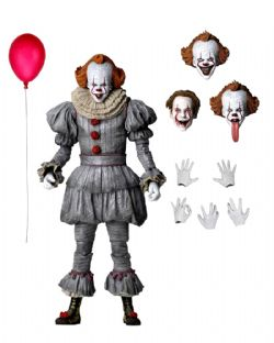 IT -  PENNEYWISE ACTION FIGURE (7