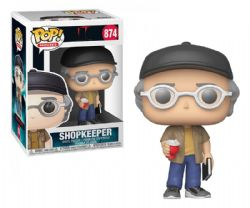 IT -  POP! VINYL FIGURE OF SHOPKEEPER (4 INCH) 874