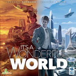 IT'S A WONDERFUL WORLD (ENGLISH)
