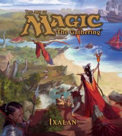 IXALAN -  IXALAN (ENGLISH V.) -  THE ART OF MAGIC THE GATHERING 05