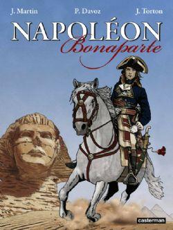 JACQUES MARTIN PRESENTE -  NAPOLEON BONAPARTE - INTÉGRALE -
