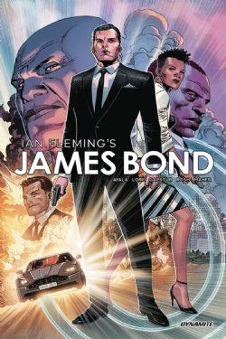 JAMES BOND -  BIG THINGS HC