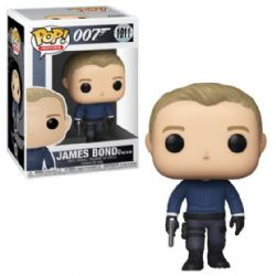 JAMES BOND -  POP! VINYL FIGURE OF JAMES BOND (4 INCH) -  NO TIME TO DIE 1011