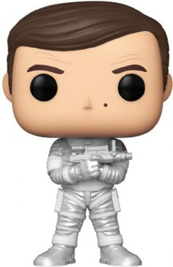 JAMES BOND -  POP! VINYL FIGURE OF JAMES BOND (ROGER MOORE) (4 INCH) -  MOONRAKER 1009