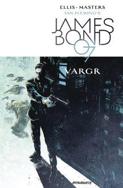 JAMES BOND -  VARGR TP 01