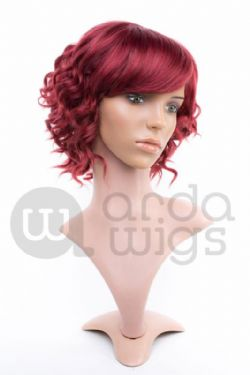 JANE CLASSIC WIG - MAROON (ADULT)
