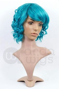 JANE CLASSIC WIG - TEAL (ADULT)