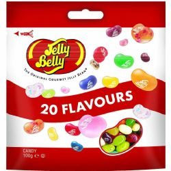 JELLY BELLY -  20 FLAVOURS (3.53OZ)