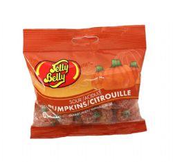 JELLY BELLY -  SOUR GUMMI PUMPKINS (90G)