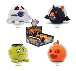 JELLY PLUSHIES -  ASSORTED MODELS -  HALLOWEEN