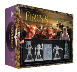 JIM HENSON'S LABYRINTH -  FIREYS! EXPANSION (ENGLISH)