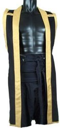 JIN-BAORI - BLACK/GOLD - X-LARGE