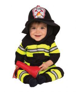 JOBS -  FIREFIGHTER COSTUME (INFANT & TODDLER)