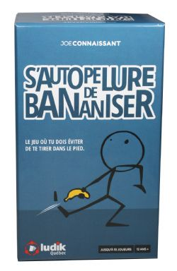 JOE CONNAISSANT -  S'AUTOPELURE DE BANANISER (FRENCH)