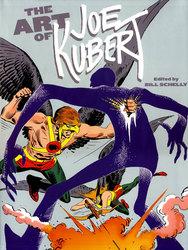 JOE KUBERT -  THE ART OF JOE KUBERT HC