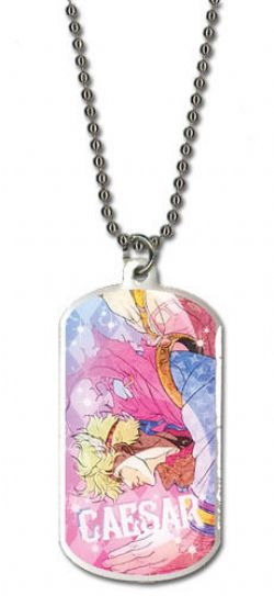 JOJO'S BIZARRE ADVENTURE -  DOG TAG