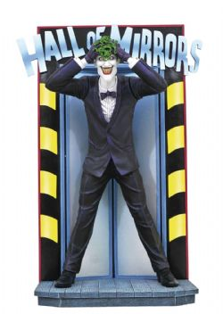 JOKER -  JOKER FIGURE (9INCHES) -  DC COMIC GALLERY KILLING JOKE
