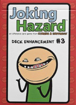 JOKING HAZARD -  DECK ENHANCEMENT #3 (ENLGISH)