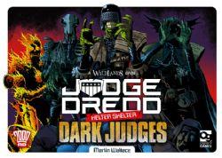 JUDGE DREDD -  HELTER SKELTER (ENGLISH) -  THE DARK JUDGES