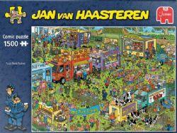 JUMBO -  FOOD TRUCK FESTIVAL (1500 PIECES) -  JAN VAN HAASTEREN
