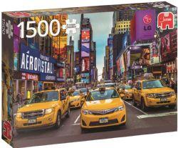 JUMBO -  NEW-YORK TAXI (1500 PIECES)