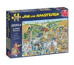 JUMBO -  THE WINERY (1000 PIECES) -  JAN VAN HAASTEREN