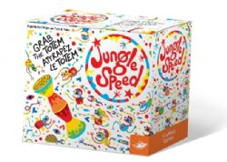 JUNGLE SPEED - BASE GAME -  SKWAK (MULTILINGUAL)