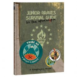 JUNIOR BRAVES SURVIVAL GUIDE TO THE APOCALYPSE (ENGLISH)