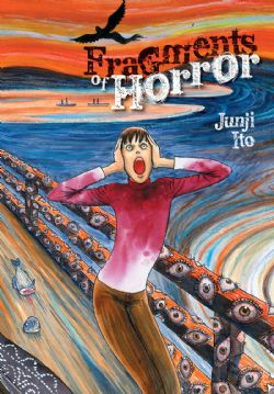 JUNJI ITO -  FRAGMENTS OF HORROR (ENGLISH V.)