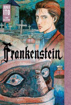 JUNJI ITO -  FRANKENSTEIN (ENGLISH V.)