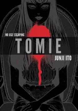 JUNJI ITO -  NO USE ESCAPING - TOMIE (ENGLISH V.)
