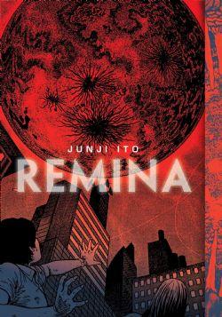 JUNJI ITO -  REMINA (ENGLISH V.)