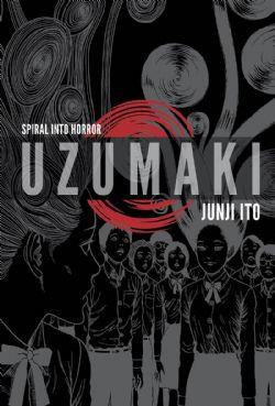JUNJI ITO -  SPIRAL INTO HORROR - UZUMAKI (ENGLISH V.)
