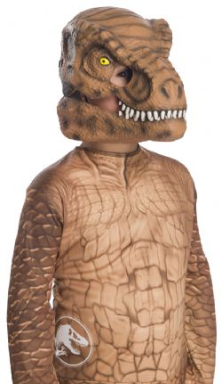 JURASSIC PARK -  T-REX MASK (CHILD) -  JURASSIC WORLD