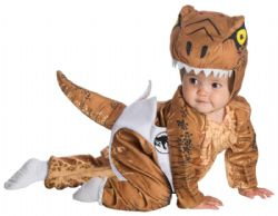 JURASSIC WORLD -  HATCHING T-REX COSTUME (INFANT)