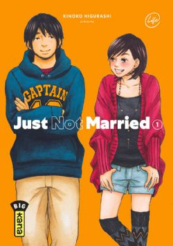 JUST NOT MARRIED -  (FRENCH V.) 01