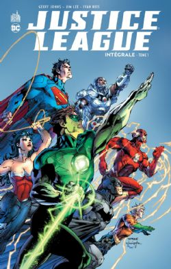 JUSTICE LEAGUE -  INTÉGRALE -  JUSTICE LEAGUE VOL.2 (2011-2016) 01