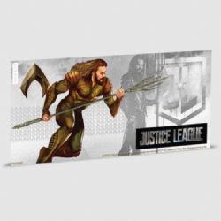 JUSTICE LEAGUE -  JUSTICE LEAGUE - AQUAMAN™ -  2018 NEW ZEALAND MINT COINS 05