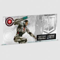 JUSTICE LEAGUE -  JUSTICE LEAGUE - CYBORG™ -  2018 NEW ZEALAND MINT COINS 04