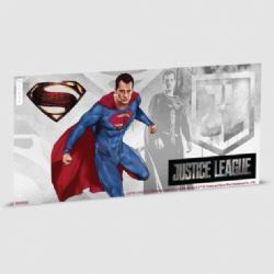 JUSTICE LEAGUE -  JUSTICE LEAGUE - SUPERMAN™ -  2018 NEW ZEALAND MINT COINS 06