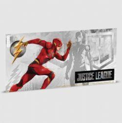 JUSTICE LEAGUE -  JUSTICE LEAGUE - THE FLASH™ -  2018 NEW ZEALAND MINT COINS 03