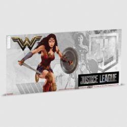 JUSTICE LEAGUE -  JUSTICE LEAGUE - WONDER WOMAN™ -  2018 NEW ZEALAND MINT COINS 02