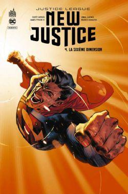 JUSTICE LEAGUE -  LA SIXIÈME DIMENSION -  NEW JUSTICE 04