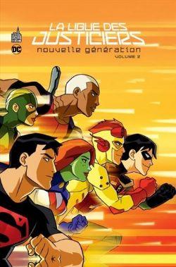 JUSTICE LEAGUE -  LIGUE DES JUSTICIERS . NOUVELLE GÉNÉRATION, LA 02