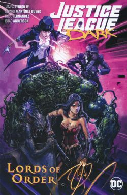JUSTICE LEAGUE -  LORDS OF ORDER TP -  JUSTICE LEAGUE DARK 02