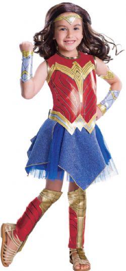 JUSTICE LEAGUE -  WONDER WOMAN COSTUME (CHILD - LARGE 12-14)