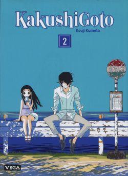 KAKUSHIGOTO -  (FRENCH V.) 02