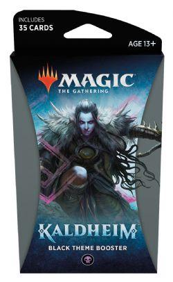 KALDHEIM -  BLACK THEME BOOSTER (35) (ENGLISH)